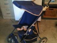 Baby/toddler stroller like new,  Location: Sarasota