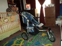 Baby stroller in good conditions call or tex at...