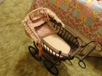 Baby Stroller for sale Would like $100.00 or O.B.O Crib