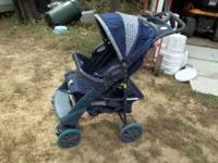 I have a Jeep baby stroller and a evenflo for sale Has