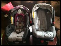 Offering lightly used stroller sets. Made use of for