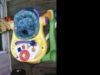 bouncer for a boy $15 floor play toy for girl $10