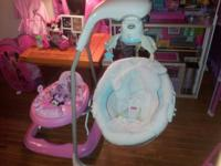 New & & relatively Great Condition Baby Stuff. (durham