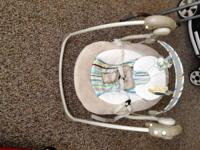Selling Boppy - Rock In Comfort Travel Swing for simply