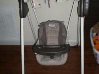 I have a Laura Ashley baby swing in good condition with