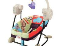 Baby swing bought from Target my kid is now outgrown