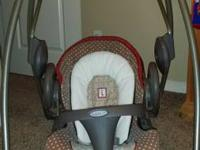 Baby swing/Bouncer in brand-new condition. The swing