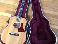 3/4 size Taylor model 301 acoustic: ideal for a small