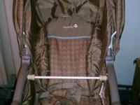 3 wheeled baby trend stroller, been used maybe 10