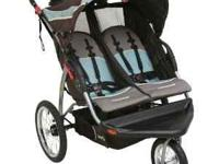 I'm selling my baby trend expedition double jogging