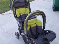 Baby Trend double stroller in great condition for sale.