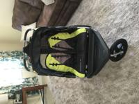 GUC double jogging stroller. Less than a year old. The
