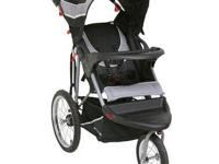 Like New Baby Trend Expedition Jogger. Features: 2