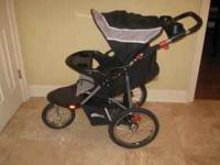 Baby Trend Expedition Jogging Stroller is in EXCELLENT