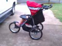 Baby trend expedition jogging stroller this stroller is