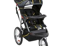 This JPMA certified Baby Trend Expedition LX Jogging
