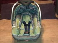 Baby Trend infant car seat.Like new. 30.00 ono. If