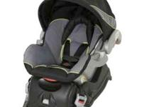 Snaps on to baby trend jogging stroller (stroller no