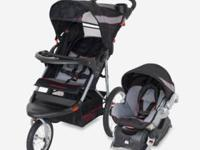 I have a baby trend jogging combo stroller for sale