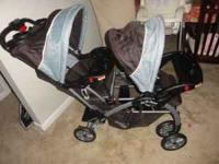 The Baby Trend - Sit N Stand Plus Double Baby Stroller