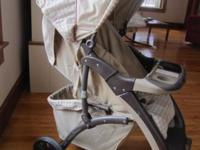 BABY TREND 'Profile' STROLLER Okay to Good condition,