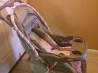 I have a baby trend travel system that was hardly used