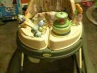 Disney Winnie the Pooh walker in like new condition in