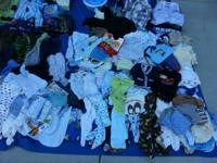 Hi Everyone,  I'm selling Baby Boys Clothes sizes NB -
