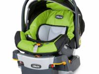 Chicco Keyfit 30 Infant Car Seat, Graco SwiftFold High