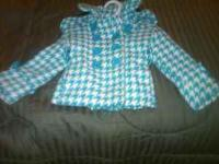 baby coat perfect for this winter size 2 asking $5 text