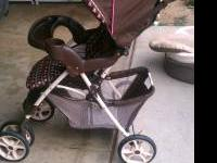 Im selling my daughters stroller it is in great