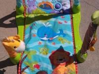 I have a baby play mat in really good condition. For