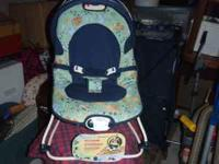Graco Travel Bouncer - Brand New, still has tags