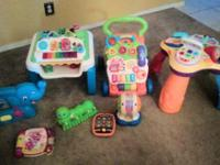 For sale assortment of Baby / Toddler learning toys.