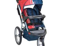 This JPMA certified Baby Trend Expedition SX Jogging
