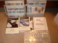 Babylock Ellageo embroidery & quilting machine. Comes