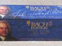 Bach Edition: Complete Works (155 CD Box Set) $90 (that