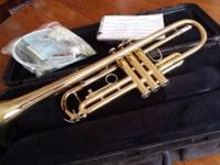 Bach trumpet in good condition for sale. Great