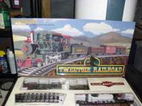 "Bachmann ""G"" Scale Electric Train, TWEETSIE RAILROAD,"