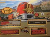 Bachman HO Railroad Train set NIB. All you need to