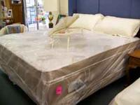 Back Beauty Mattress comes in Twin, Full, Queen and