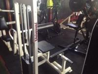 Back Extension Machine Must GO! - $200 Nice machine,