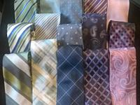 SILK TIES $5 Buy any 5 ties shown in this ad for $25.