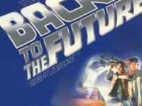 3-Disc DVD set of Back to the Future 1,2 and 3. In