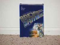 $13.00 Back To the Future Trilogy -- Michael J. Fox,