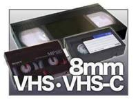 All of us have home motion pictures on VHS - 8mm / HI8