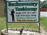 If you are looking for a new taxidermy studio stop in