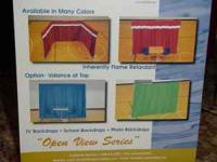 I have several pipe and drape pole systems that are