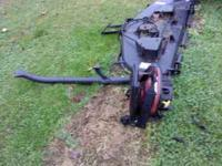 home lite 2stroke needs throttle cable run great starts