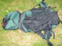 REI Traverse backpack. Size small. Large capacity. Very